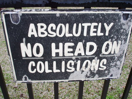 No Collisions