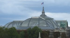 Grand Palais in Paris