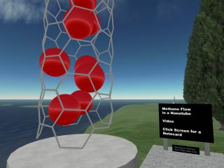 methane exhibit
