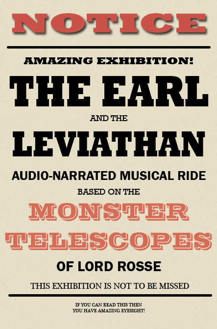 Poster for The Earl and The Leviathan