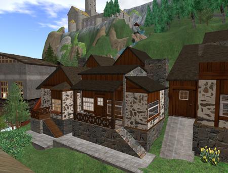 Home in Alpine Meadow