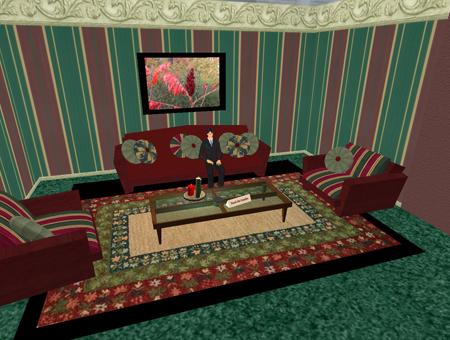 The Protanopia Room